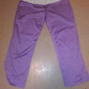 Pants - 2x work it capri